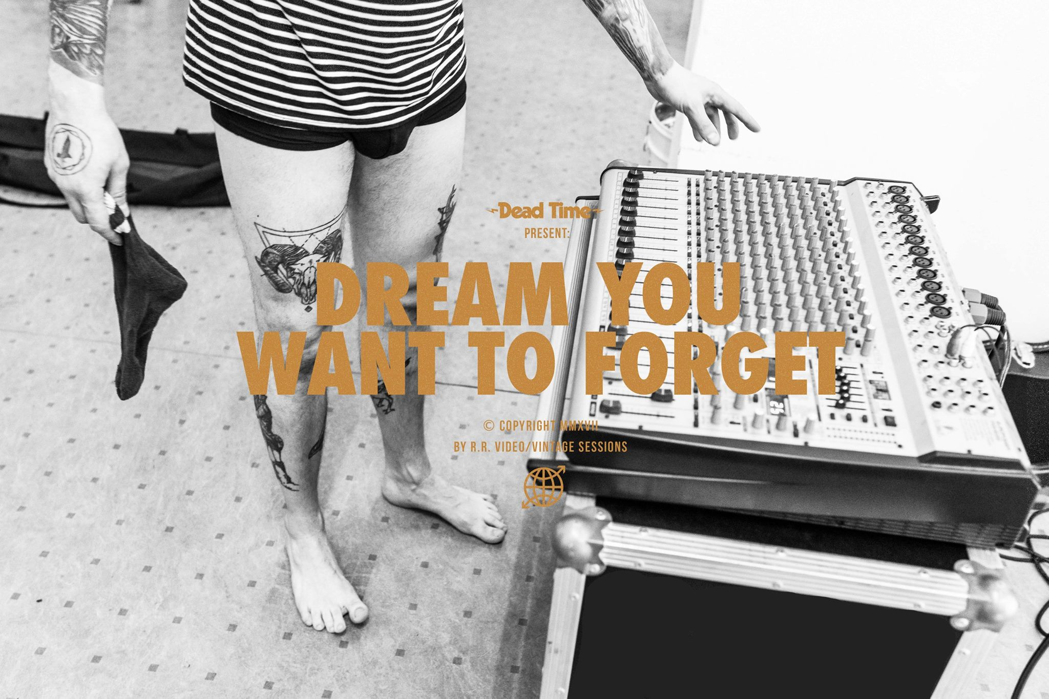 Dead Time – Dream You Want to Forget | teledysk | backstage