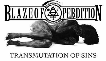 """Teledysk grupy Blaze of Perdition """"Transmutation of Sins""""  nagranie Vintage Session"""